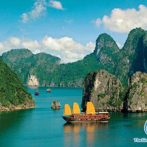 Vịnh Hạ Long Bay Của Quảng Ninh