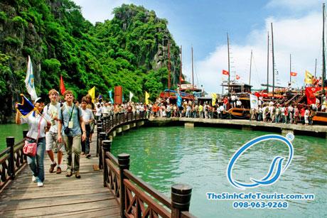Tour du lịch hạ long dành cho sinh viên giá rẻ trọn gói