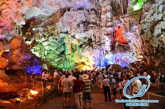 Tour du lịch Tuần Châu Quảng Ninh hấp dẫn - The Sinh Cafe Tourist