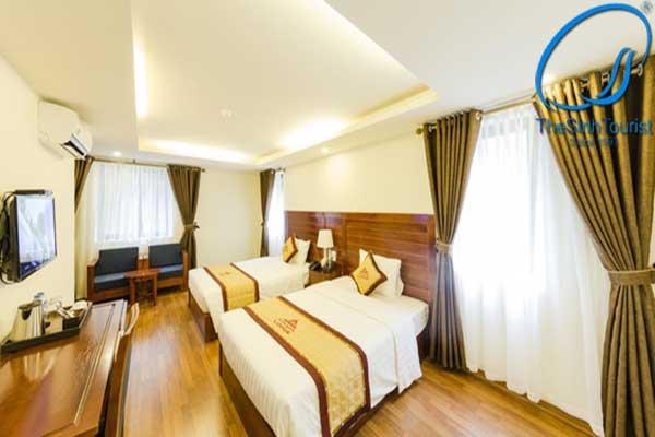 Một số nhà nghỉ, khách sạn đẹp ở biển Hải Tiến