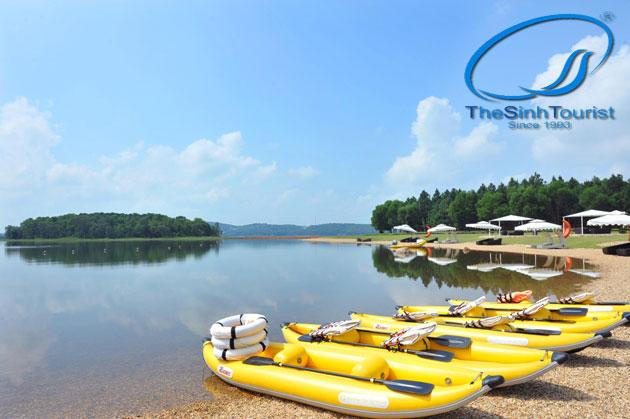 hồ đại lải điểm dừng chân lý tưởng nhất vào mùa hè