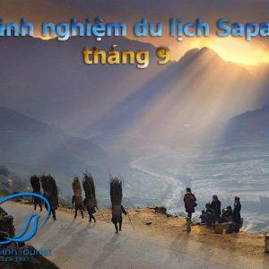 Kinh Nghiệm Du Lịch Sapa Tháng 9