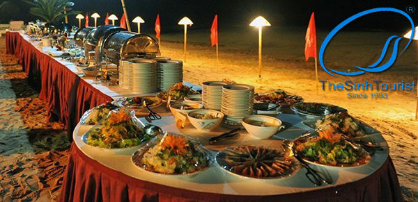 Nhiều món ăn ngon, đặc sắc của Tuần Châu