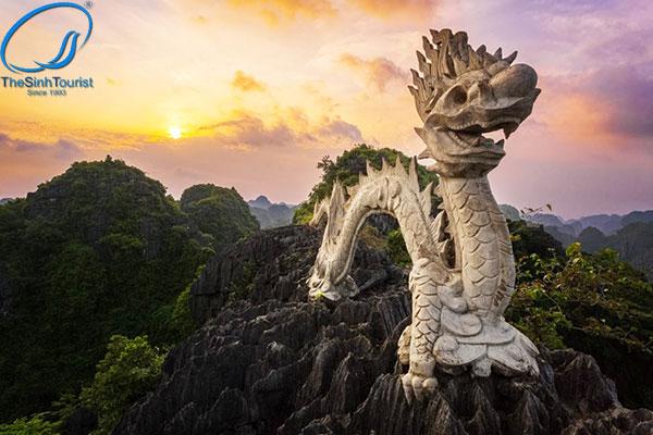 Tour du lịch Hoa Lư Hang Múa 1 ngày