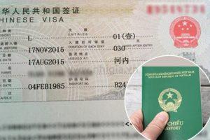 Dịch Vụ Xin Cấp Visa Trung Quốc