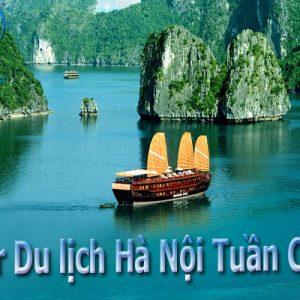 Tour Du Lịch Hà Nội Tuần Châu 3 Ngày 2 đêm