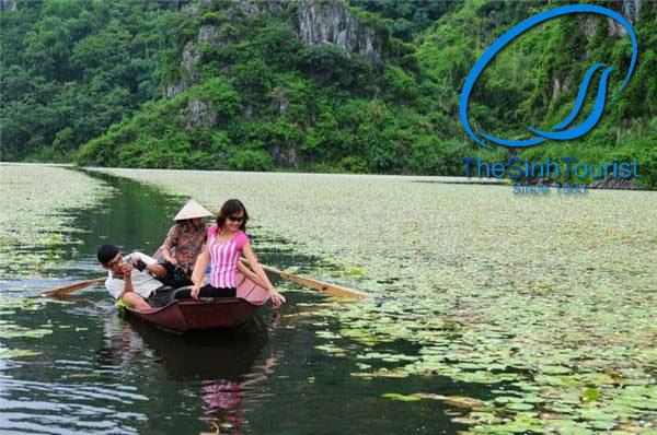 Khu du lịch sinh thái hồ Quan Sơn - địa điểm Du lịch miền bắc 2 ngày cuối tuần tuyệt vời