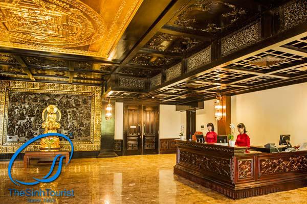 khách sạn bái đính đẳng cấp 3 sao