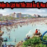 Kinh Nghiệm Du Lịch Hải Tiến 2018 Ăn Gì, Mua Gì, Ở Đâu