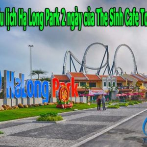 Tour Du Lịch Hạ Long Park 2 Ngày Của The Sinh Cafe Tourist
