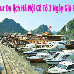 Tour Du Lịch Hà Nội Cô Tô 3 Ngày Giá Rẻ- The Sinh Cafe Tourist