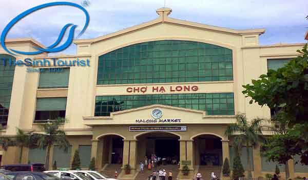 Chợ Hạ Long 1– đầu mối thương mại của tỉnh Quảng Ninh