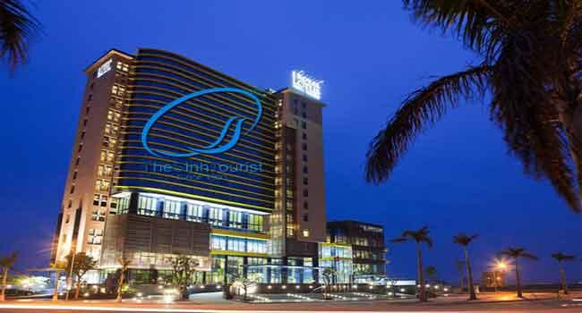 Khách sạn 4 saoRoyal Lotus Hạ Long