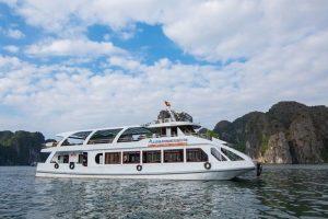 Hạ Long Hana Premium Cruises 1 Ngày Giá Rẻ